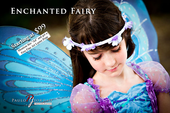 Enchanted Fairy Photography